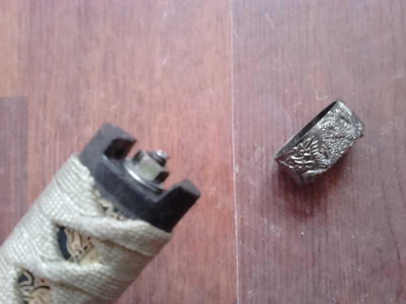 10)Катаны. Боевые и сувенирные образцы.